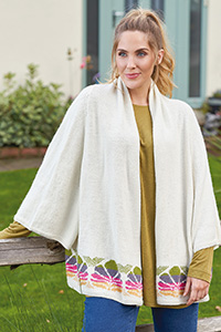 Rowan Island Blend Fine Patterns - Haida - PDF DOWNLOAD Pattern