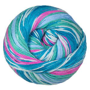 Cascade Heritage Prints Yarn - 90 Mermaid