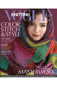 Vogue Knitting International Magazine - '20 Late Winter