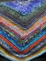 Noro Rainbow Roll Shawl Kit