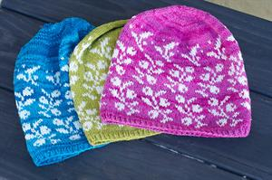 Swans Island All American Sport Hazel Hat Pattern Kit - Hats and Gloves