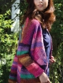 Noro Silk Garden Y1016 V Jacket Kit