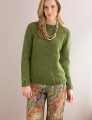 Tahki Donegal Tweed Exuberance Pullover Kit