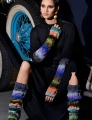 Noro Obi Angelina Legwarmers and Cuffs Kit