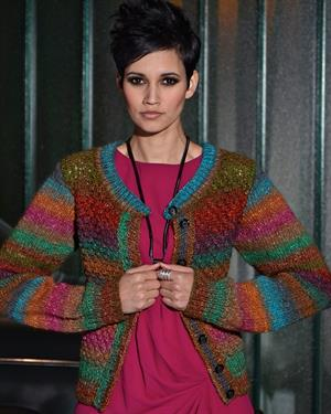 Noro Silk Garden Amy Jacket Kit - Women's Cardigans