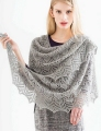 Zealana Air Beaded Shawl Kit