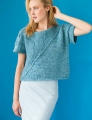 Classic Elite Big Liberty Wool Boxy Pullover Kit