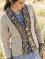 Cascade Eco Wool Pottery Shard Jacket