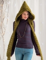 The Fibre Company Cumbria Hooded Scarf Kit