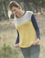Classic Elite Firefly Summer Lace Pullover