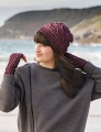 Madelinetosh Silk/Merino Caswell Bay Hat and Mitts Kit