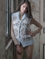 Blue Sky Alpacas Bulky Chunky Fair Isle Vest Kit