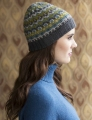 The Fibre Company Cumbria Fingering Fitted Hat Kit