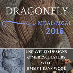 Dragonfly 2016 MKAL and MCAL Kit - Scarf and Shawls
