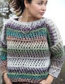 Noro Ginga Lace Sweater Kit