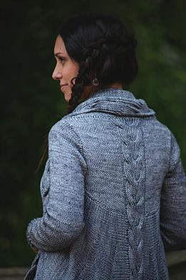Madelinetosh Tosh Vintage My Everything Cardigan Kit - Women's Cardigans