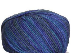 Crystal Palace Merino 5 Yarn - 9802 Ultra Blues