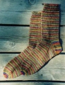 West Yorkshire Spinners Signature 4 ply Beginner's Lightweight Socks