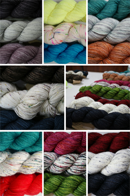 Madelinetosh Tosh Merino Light 3 Color Combos Kit - Women's Accessories
