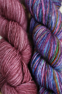 Madelinetosh Tosh Merino Light 2 Color Combos Kit - Women's Accessories