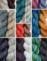 Madelinetosh Tosh Merino Light 2 Color Combos Kit
