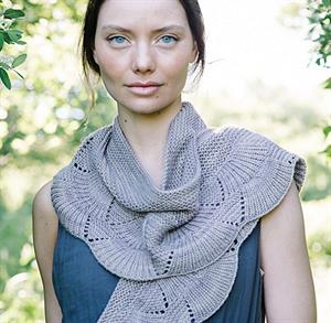 Malabrigo Rios Camilla Shawl Kit - Scarf and Shawls