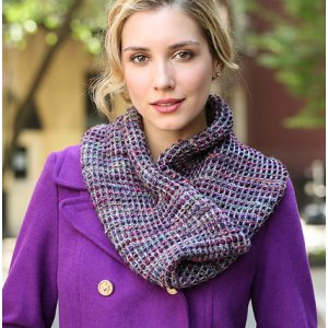 Malabrigo Mecha and Mechita Morton Cowl Kit - Scarf and Shawls