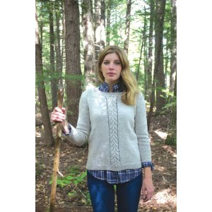 Blue Sky Fibers Woolstok Mountainside Pullover Kit - Women's Pullovers