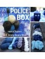 Lorna's Laces Shepherd Sock Police Box MKAL Kit