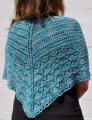 Crystal Palace Yarns Panda Silk Wailea Shawl Kit