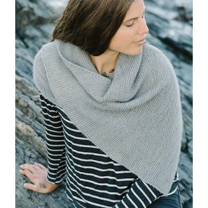 The Fibre Co. Road to China Light Lori Shawl Kit - Scarf and Shawls