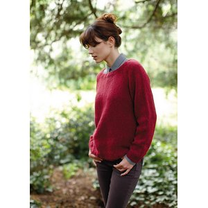 Rowan Soffili Yak Dania Sweater Kit - Women's Pullovers