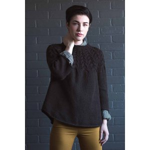 The Fibre Co. Cumbria Angelina Pullover Kit - Women's Pullovers