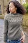 Rowan Felted Tweed Fumber Pullover Kit
