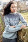 Rowan Hemp Tweed Gransmoor Pullover Kit