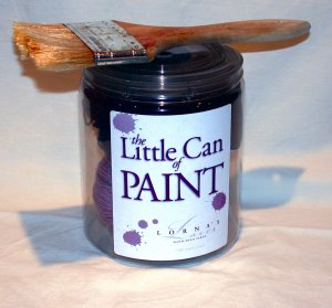 Lornas Laces Little Can of Paint Kit - Socks