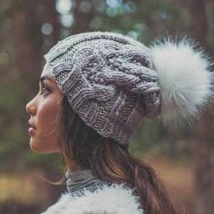 Madelinetosh Tosh Home High Cliff Hat Kit - Hats and Gloves