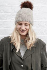 Rowan Brushed Fleece North Hat Kit - Hats and Gloves
