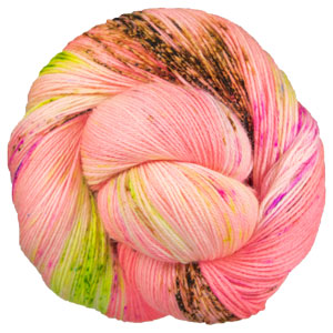 Hedgehog Fibres Sock Yarn - Rosehip