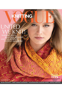 Vogue Knitting International Magazine - '20 Spring/Summer