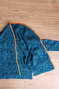 Madelinetosh Patterns - Collection 1 Patterns - Kennedale - PDF DOWNLOAD photo
