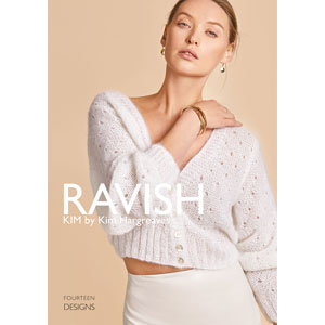Kim Hargreaves Pattern Books - Ravish photo