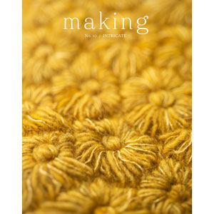 Making - No. 10/ Intricate