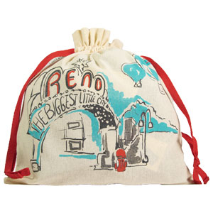 della Q Small Eden Pouch - 115-1 - Biggest Little Bag - Reno