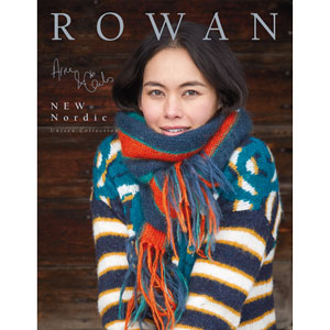 Rowan Pattern Books - Arne & Carlos New Nordic Unisex photo