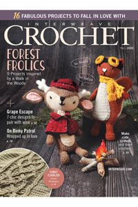 Interweave Crochet Magazine - '20 Fall