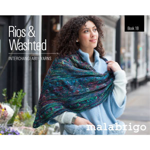 Malabrigo Book Series - Book 18: Rios and Washted- Interchangeable Yarns