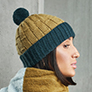 Rowan My London PDF Patterns - Liverpool Street Hat - PDF DOWNLOAD
