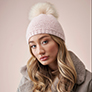 Rowan MODE at Rowan - Soft Boucle & Merino Aria - Beanie - PDF DOWNLOAD