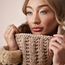 Rowan MODE at Rowan - Soft Boucle & Merino Aria - Snood - PDF DOWNLOAD